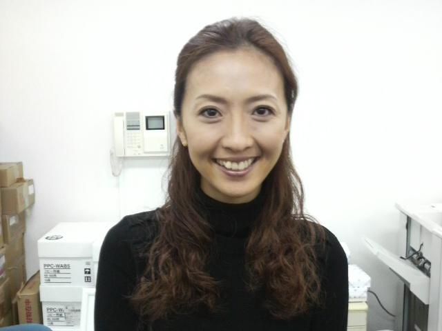 林あさ美さん