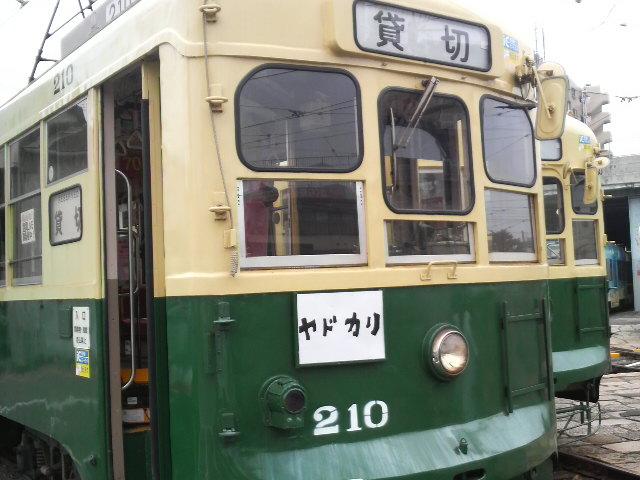 電車ライブ